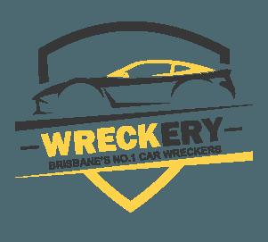 wreckery dark logo