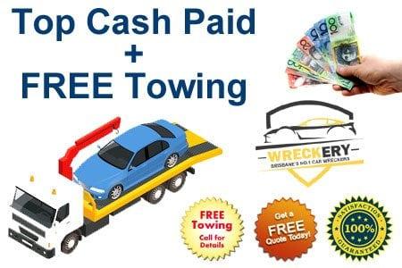 Free Towing Brisbane