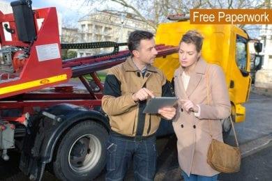 free towing service australia