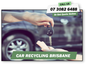 Car Recycling In Brisbane